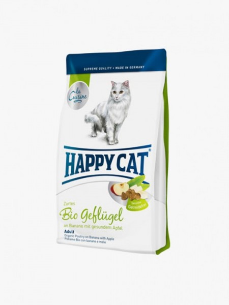Happy Cat La Cuisine Bio Gevogelte