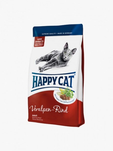 Happy Cat Supreme Adult Voor-Alpen Rund