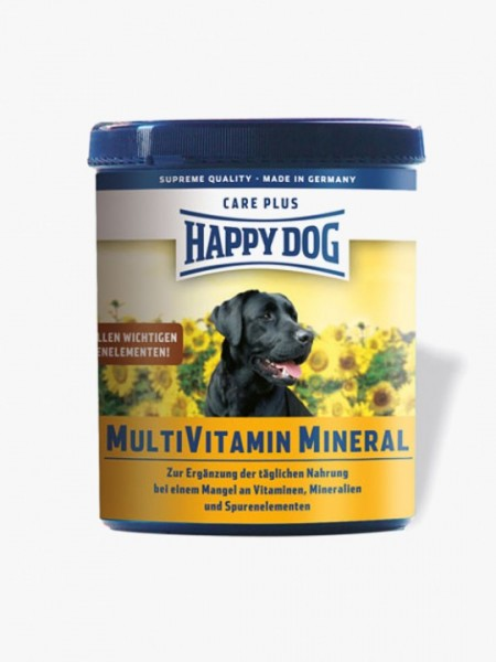 Happy Dog Multivitamine & Mineralen Supplement