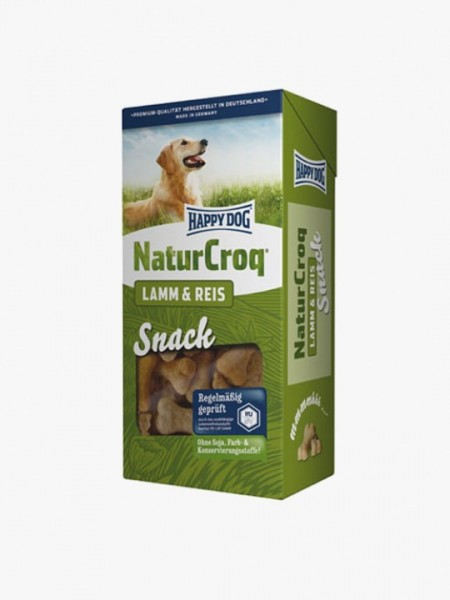 Happy Dog Natur Croq Snack Lam & Rijst