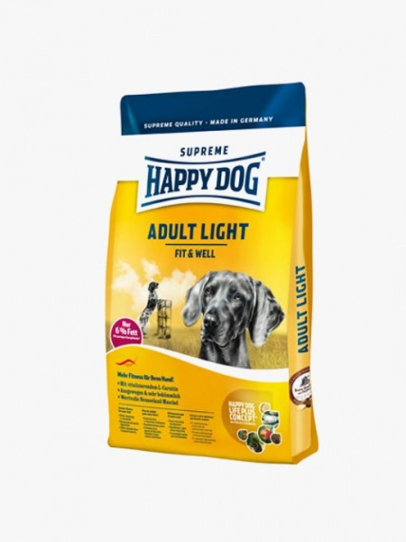 Happy Dog Fit & Well Adult Light